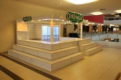 Gebze Erengül Çiçekçilik, Gebze Center Alışveriş merkezi, tasarım ve imalat STAND Dünyası tarafından yapılmıştır
