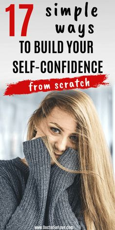 Need to boost your self-confidence? Are you happy with your self-esteem? Do you need more inner peace and self-satisfaction? 17 tips to help you get where you want to be - a confident free from self-doubts person. Confidence Boost, Confidence Building, Confidence Quotes, Self Development, Personal Development, Development Quotes, Troubled Relationship, Relationship Quotes, Relationships