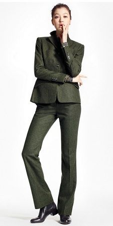 c523bd2d6c6 Image result for green suit womens brooks brothers