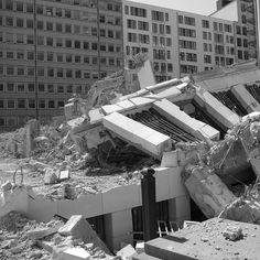Quand c'est laid... #bruxelles #demolition #chantier #justice