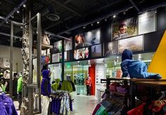 The North Face by Gensler Indianapolis 03