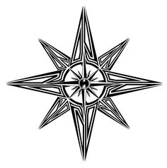 Compass symbol | Compass tattoo, Graphic design ...