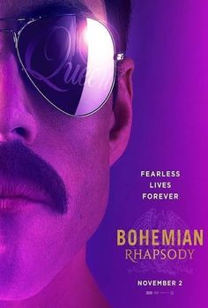 The first trailer for Bohemian Rhapsody, the film all about Freddie Mercury and Queen, has been released. Bohemian Rhapsody is a foot-stomping celebration [. 2018 Movies, New Movies, Movies Online, Good Movies, Biopic Movies, Amazing Movies, Popular Movies, Comedy Movies, Watch Movies