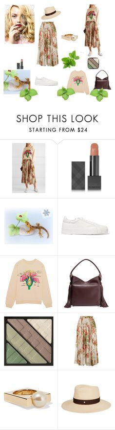 """""""Spring Fashion"""" by xena-style on Polyvore featuring Christopher Kane, Burberry, Jil Sander, Christian Louboutin, Gucci, Chloé and Maison Michel"""