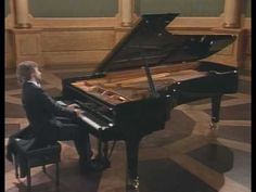 Zimerman plays Schubert Impromptu Op. 90 No. 2 - YouTube