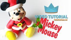 Tutorial – Mickey Mouse Santa