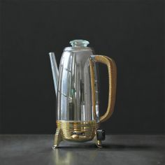 James Neil Hollingsworth  Coffee pot