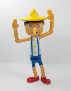 Shrek - Pinocchio - Toy Figure - Disney