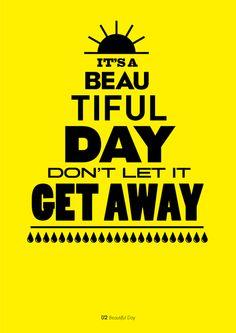 Beautiful Day #U2