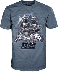 POP Tees: SW - Empire Strikes Back - LG