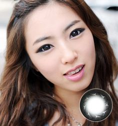 Color Contact Lens Black Lens ______________________________________________________________ keyword:lenses,contact lens,color contact,circle lens,eye contact,contacts online
