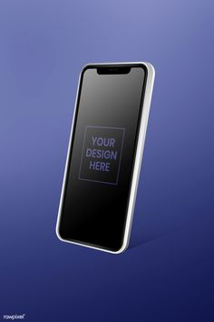 Best Iphone, Iphone 4, Iphone Insurance, Free Mobile Phone, Phone Mockup, Digital Tablet, Creative Things, Blue Backgrounds, Free Design