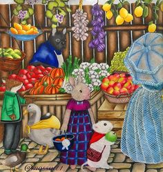 "1 part ""Menuet de bonheur"" by @kanokoegusa ✍️ Раскрашено ✏️Prismacolor #kanokoegusa#desenhoscoloridos#colorindolivrostop#coloringbook#boracolorirtop#раскраскаантистресс#рисую#bayan_boyan#målarbokförvuxna#coloring_secrets#coloringbook#desenhoscolorir#adultcoloringbook#coloring#adultcoloringbook#adultcoloring#colorindolivrostop#prismacolor#målarbok#divasdasartes#menuetdebonheur#menuetdebonheurcoloringbook#rhapsodyintheforest #塗り絵本 #塗り絵アプリ #塗り絵ブック#색칠하기#森の生き物と素敵なおうちの暮らし#森の生き物と素敵なおうちの暮らし#森の生き..."