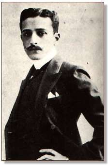Lucien Daudet: Proust fell in love with Lucien, after his relationship with Reynaldo Hahn ended. (marcelproust.it)
