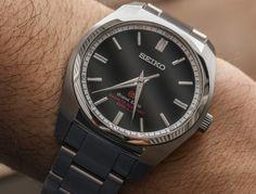 Grand Seiko SBGX093 Quartz Watch Review