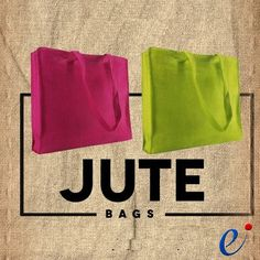 Get Classy and Trendy Eco Friendly Jute Bag!!! Log on to ExportersIndia.Com and find Jute Bags Manufacturers, Suppliers, Exporters and Wholesalers in India. #JuteBags #LadiesJuteBags #ExportersIndia Visit us : http://www.exportersindia.com/indian-manufacturers/jute-bags.htm Call Us : 1800-123-4520