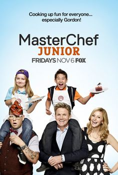 MasterChef Junior 4 Key Art - Vertical