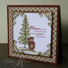 House Mouse by ClaudiafromGermany - Cards and Paper Crafts at Splitcoaststampers