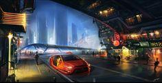 Streets Future City