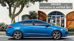 DRIVEN - THE NEW 2017 #HYUNDAI #ELANTRA