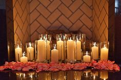 candles. candles. candles.