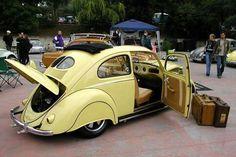 Volkswagen Vintage Split Window