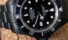 Black Edition Rolex