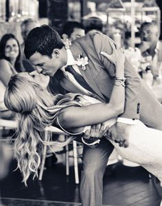 Every bride should have this picture