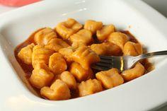 Gnocchi Sweet Potato #recipe4change