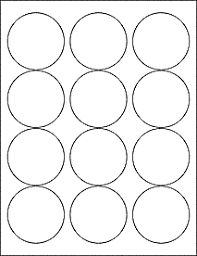 Circle Template For Bottlecap Images  Fun Fonts Printables