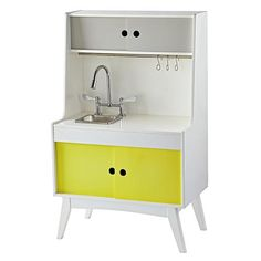 Future Foodie Play Kitchen Sink | The Land of Nod