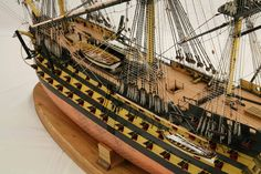 Ship model HMS Victory 1 : 72 scale