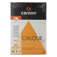 Canson Calque SATINE Tracing Paper Pads 50 Sheets Trace for sale online Paper Manufacturers, Drawing Letters, Paper Design, A3, Markers, 50th, Surface, Lettering, Sketchbooks