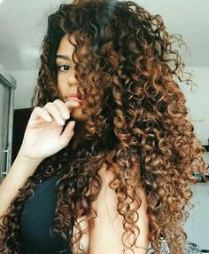 Cute Natural Curly Hairstyles For Long Hair 2019 cute curly hairstyles, long hairstyle for curly hair, curly haircute curly hairstyles, long hairstyle for curly hair, curly hair 3b Curly Hair, Cute Curly Hairstyles, Curly Hair Styles, Natural Hair Styles, 1920s Hairstyles, Hair Updo, Natural Curls, Layered Hair, Hair Trends