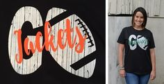 @tonyagarrison    What a great t-shirt for football season! Gildan Softstyle unisex  tee…