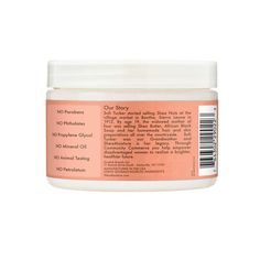 SheaMoisture Coconut And Hibiscus Curl Enhancing Smoothie - 12oz : Target Hibiscus Rosa Sinensis, Curl Enhancing Smoothie, Coco Nucifera, Natural Body Scrub, Hair Masque, African Black Soap, Hair Conditioner, Shea Butter, Curls
