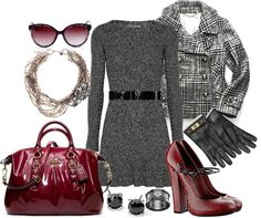 """""""Cranberry"""" by michelle-hersh-wenger on Polyvore"""