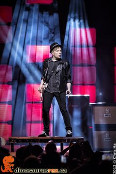Fall Out Boy | MUCH Presents: The Big Jingle 2013 @ Air Canada Centre | http://dinosaurusrex.ca