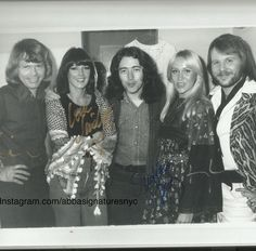 rory gallagher photos with abba - Google Search