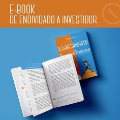#Trabalhos: trabalhamos no e-book seguindo um layout-base pré-aprovado e design alinhado com o cliente. O resultado foi este (veja: http://zeroseum.com/wp-content/uploads/2016/07/de-endividado-a-investidor.pdf), trabalhamos na diagramação e capa!  Faça seu e-book conosco também, envie seu projeto para o e-mail: contato@zeroseum.com.  #SuaMarcaNoMundo #SeuEbookNoMundo