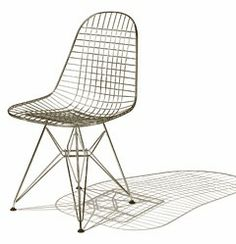 Eames Wire Chair - Herman Miller