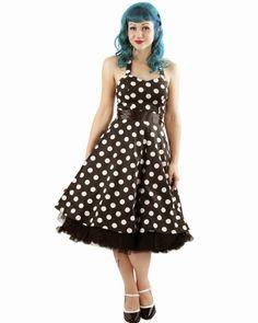 Imágenes de vestidos pin-up   Colección de vestidos Pin Up