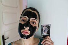 Madalena Sarranheira: Resenha Máscara Black Head