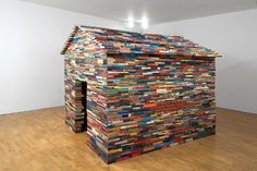 Las lecturas de MrDavidmore: Diez ideas para colocar los libros que no te caben en casa