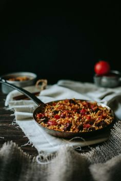 Adventures in Cooking: Baked Lamb & Orzo Nooodles | Yiouvetsi