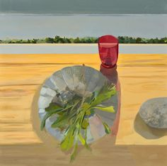 Steamed Grass and Rocks - Nancy McCarthy