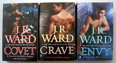 """J.R. Ward's """"Fallen Angel Series"""""""