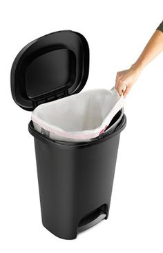 11 best trash cans in 2018 reviews buying guide images rh pinterest com