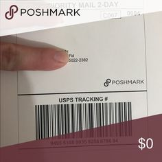 Shipping LabelTracking Number Shipping LabelTracking Number For