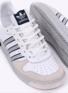 the best attitude 905ea 53a39 Adidas Originals GS SPZL Vintage White Trainers GRAND SLAM BNIB